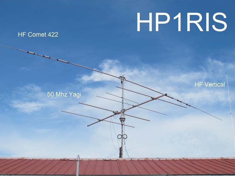 HP1RIS Panama Ricardo I Schwarz