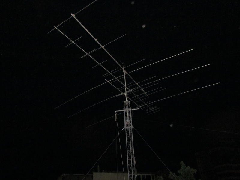 HI8PLE Santo Domingo Dominican Republic Antenna