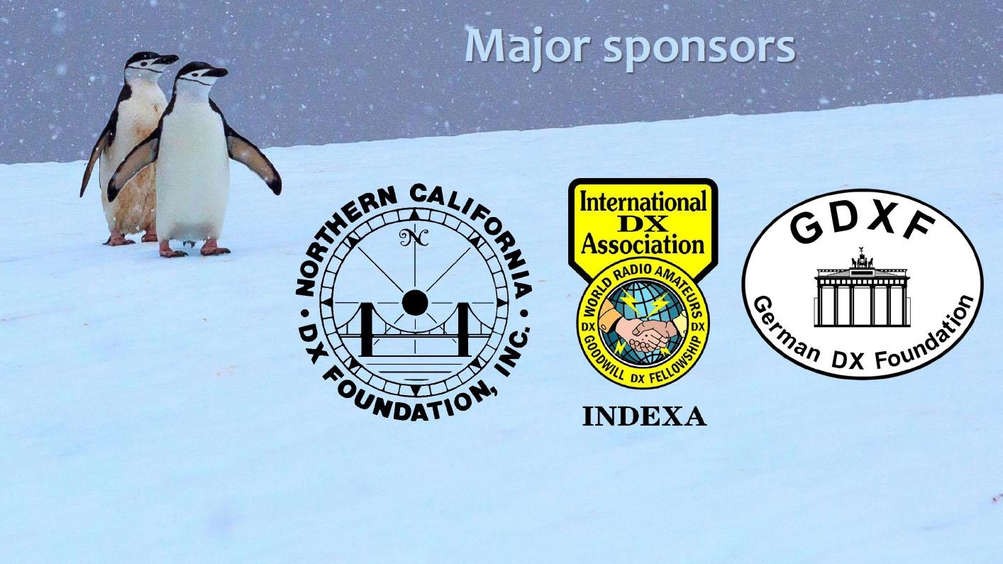 3Y0Z Bouvet Island DX Expedition Sponsors