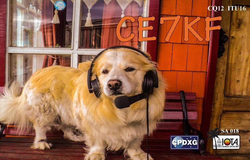 CE7KF Quellon Chiloe Island DX News