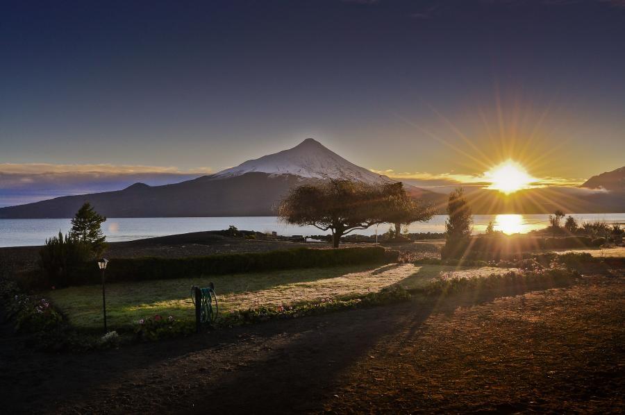 XQ6CFX Volcano Osorno Chile