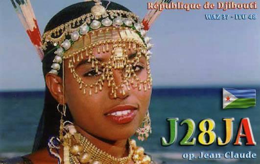 J28JA Djibouti QSL
