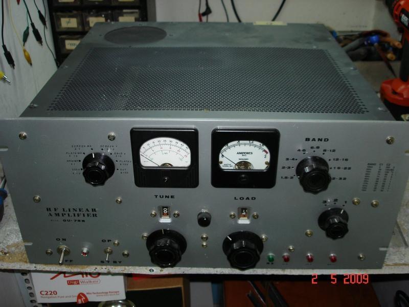 SV8JE 4 kwt Amplifier Image 1