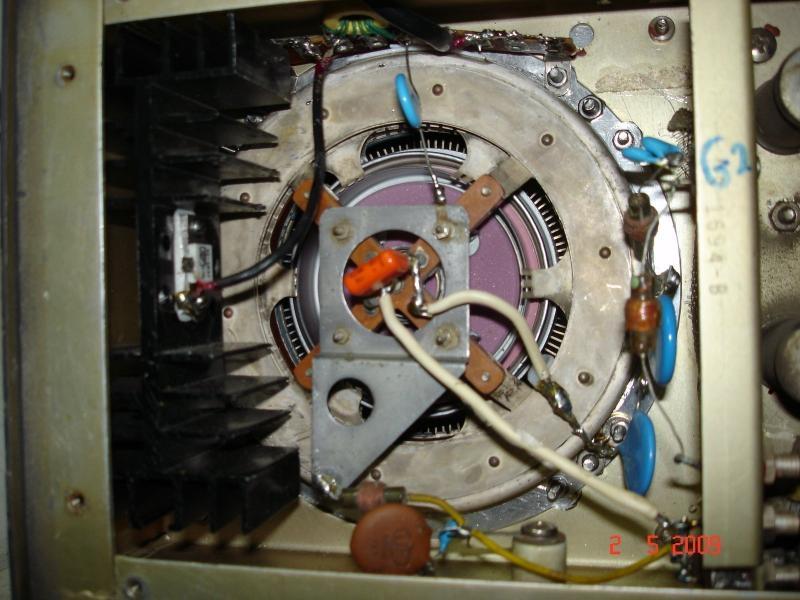 SV8JE 4 kwt Amplifier Image 5