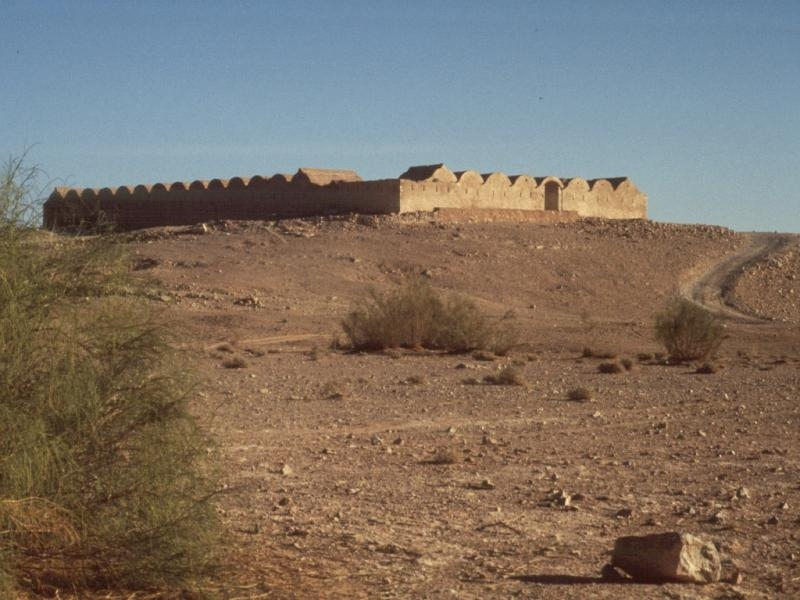 7X7X Fort of Meniaa Algeria
