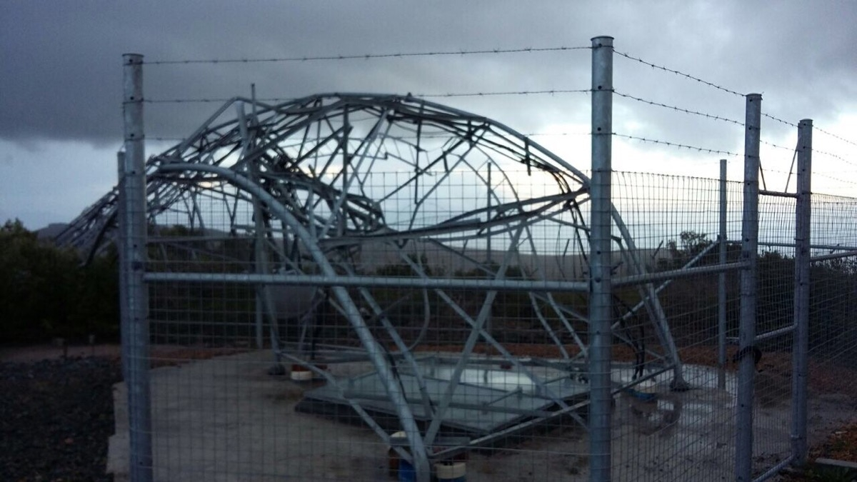 Cape Town Storm Amateur Radio towe