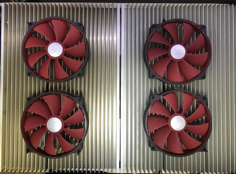 ZS4TX 6m Amplifier Larcan Picture 8