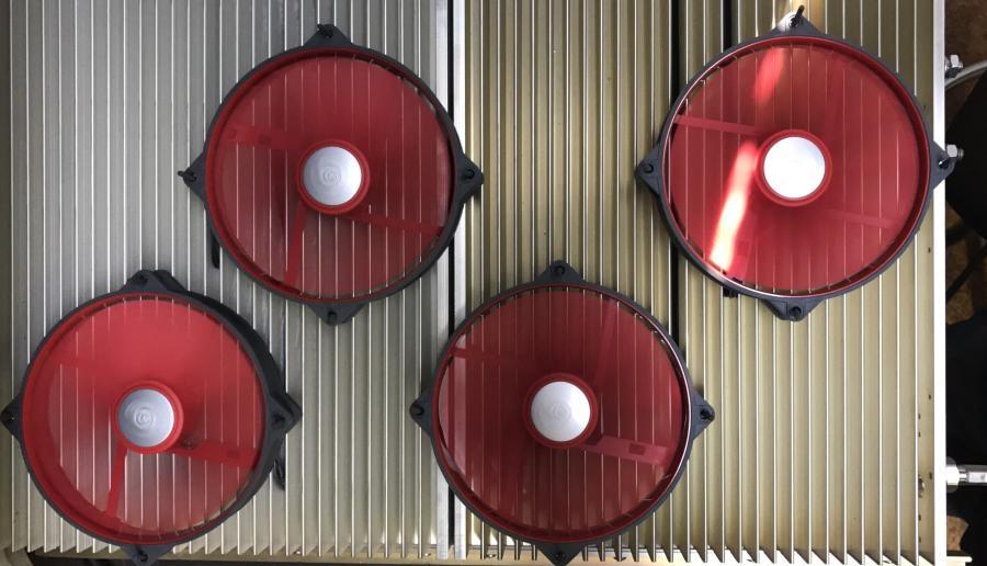 ZS4TX 6m Amplifier Larcan Picture 9