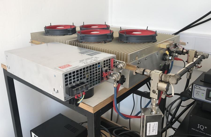 ZS4TX 6m Amplifier Larcan Picture 14