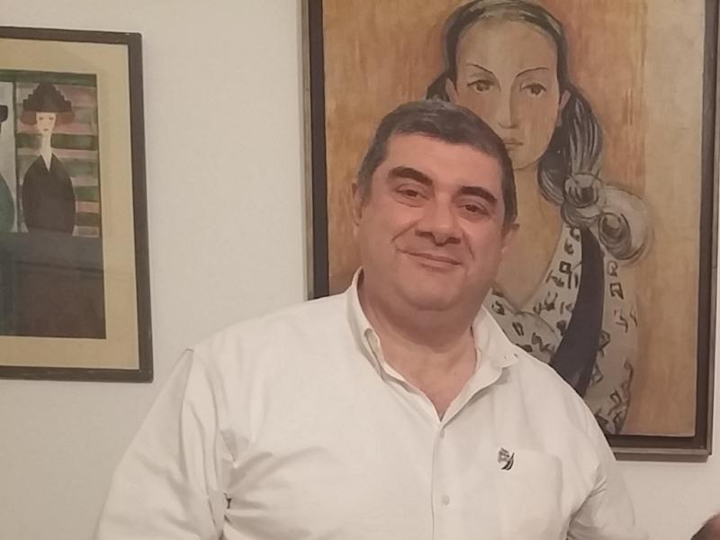 OD5YA Ghassan Chammas, Beirut, Lebanon.