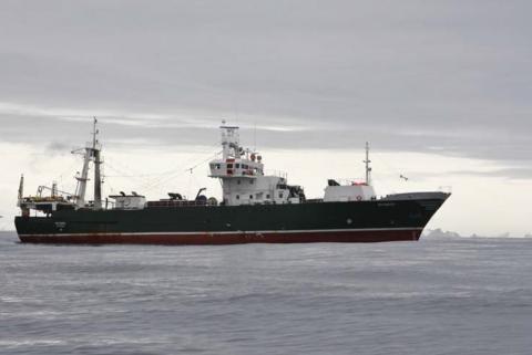 3Y0Z ship