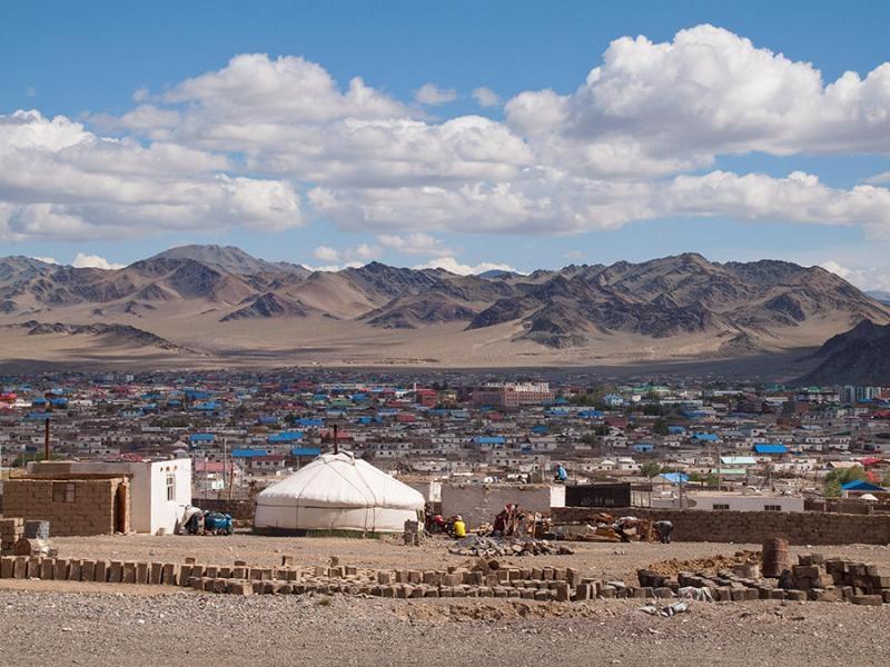 JT1CD/0 Olgii city, Mongolia. DX News
