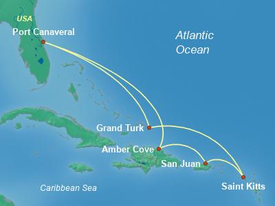 C6AWD The Bahamas
