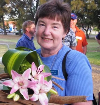 VK5YL Shirley Tregellas, Morphett Vale, South Australia, Australia.