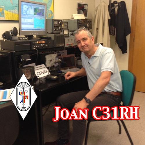 C31RH C31URA Andorra Amateur Radio