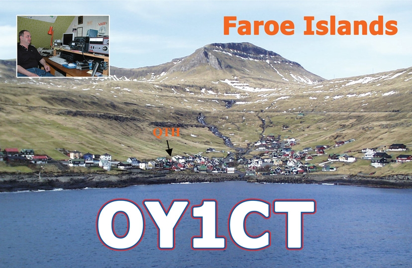 OY1CT Faroe Islands