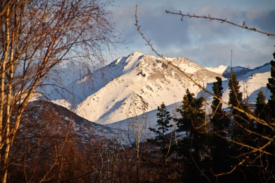 KL7DTH Chugiak Mountains, Alaska.