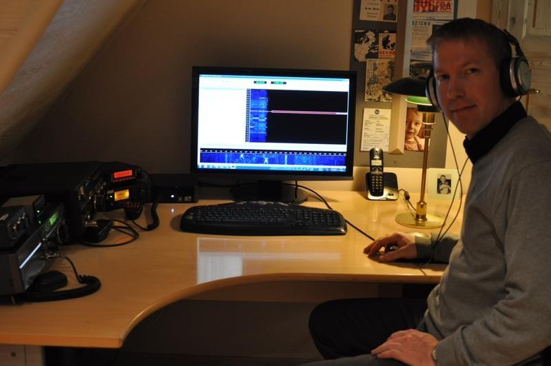 OY8W Steffen Solberg Kollafjørður Faroe Islands