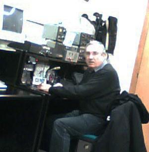C31RP Pedro Rodrigalvarez Nares, Andorra La Vella, Andorra. Radio Room Shack