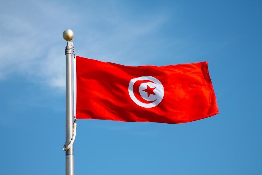 Tunisia Flag Amateur Radio licenses in Tunisia