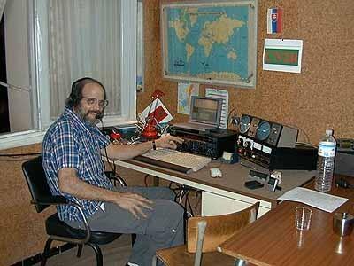 W7EJ CN2R James Sullivan, Hillsboro, Oregon, USA.