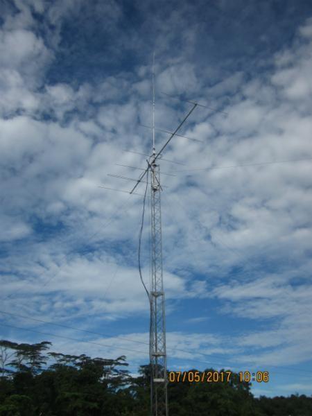 5W1SA Samoa Antenna