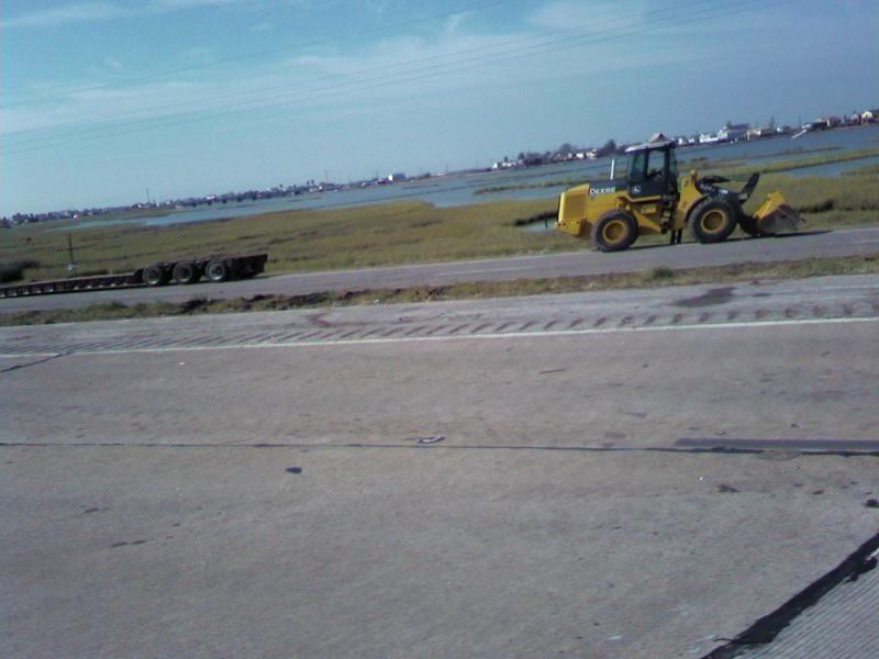 N5PHT Galveston Island