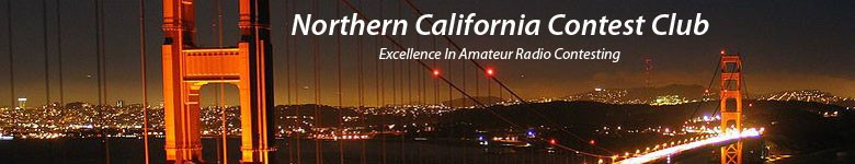Northern California Contest Club Banner