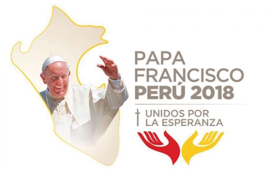 4T18PAX Peru. Papa Francisco.