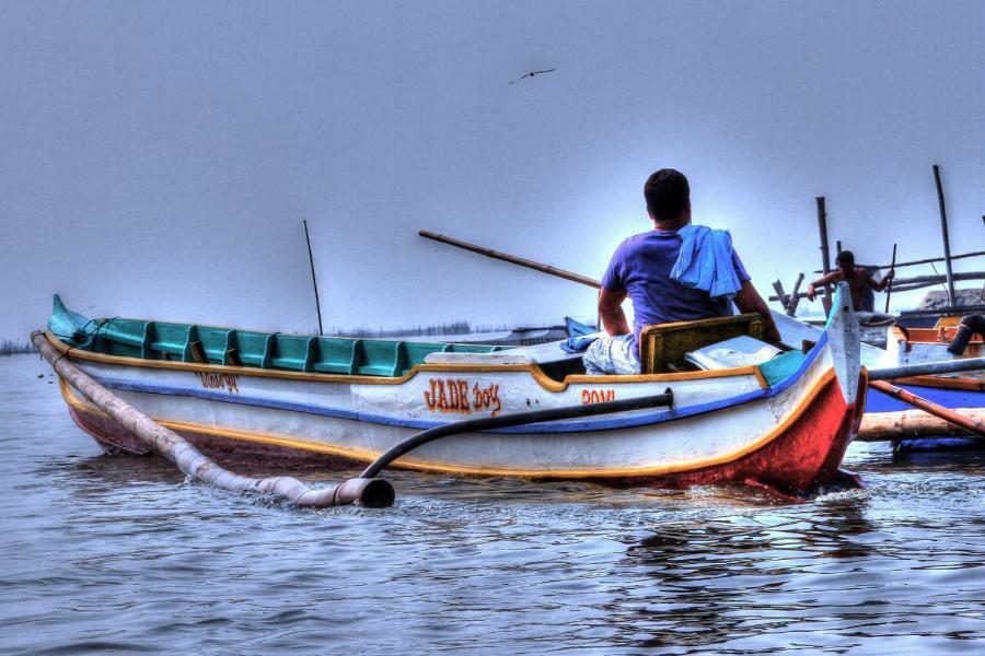 4F3OM Malolos city, Luzon Island, Philippines