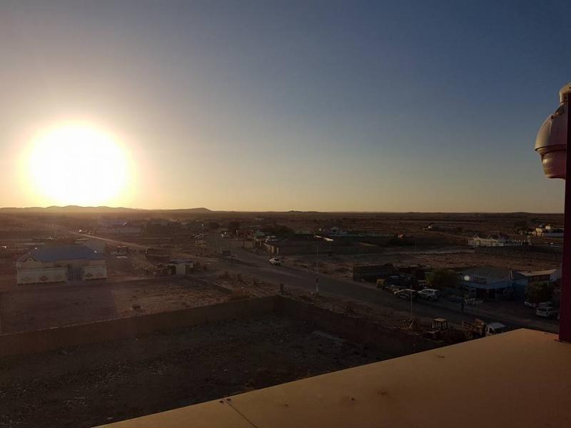 6O6O Sunset Somalia