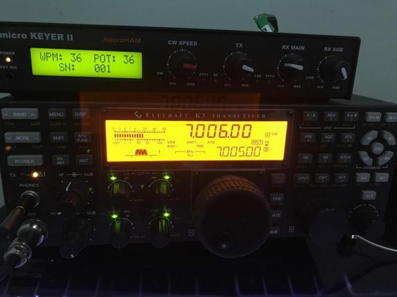 6O6O Somalia Noise level on 40m