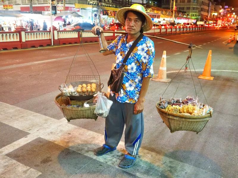HS0ZNE Hua Hin, Thailand. Mobile vendor. DX News.
