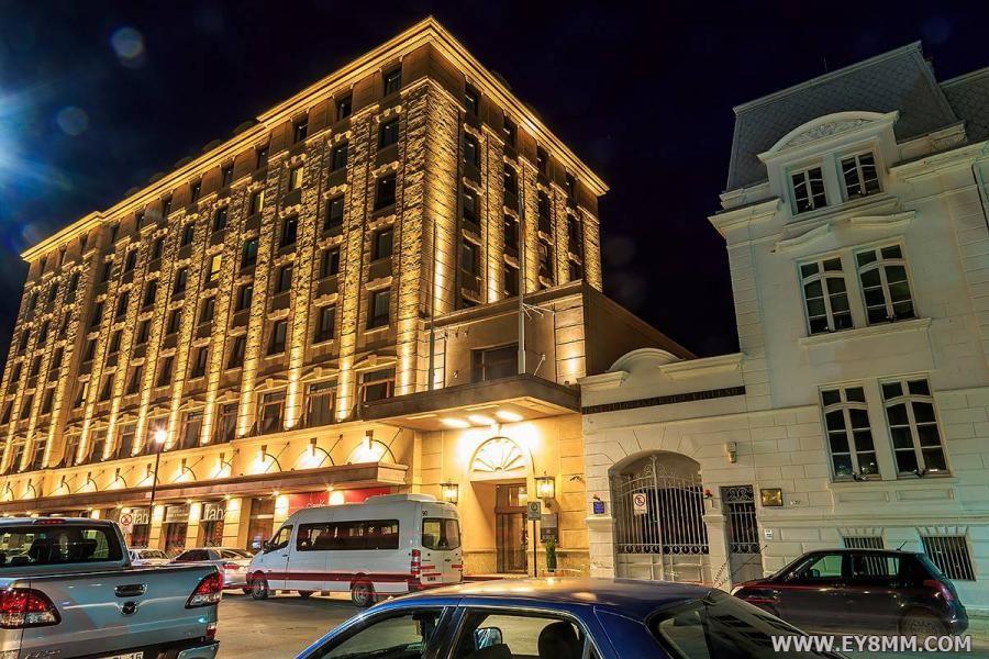 3Y0Z Bouvet DX Pedition Team Hotel Punta Arenas Chile