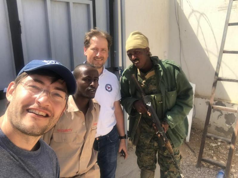 6O6O Somalia Team