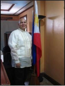 DU9XO Kaye Chaves, Cagayan de Oro, Mindanao Island, Philippines.