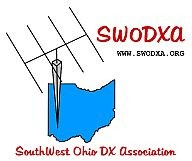 South West Ohio DX Association SWODXA Logo