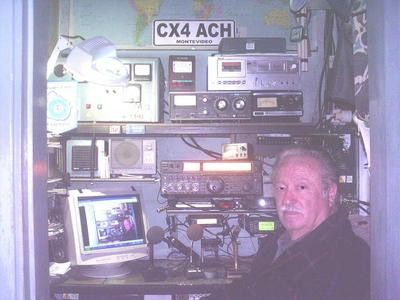 CX4ACH Santiago Fermo Ferri Berneri, Montevideo, Uruguay