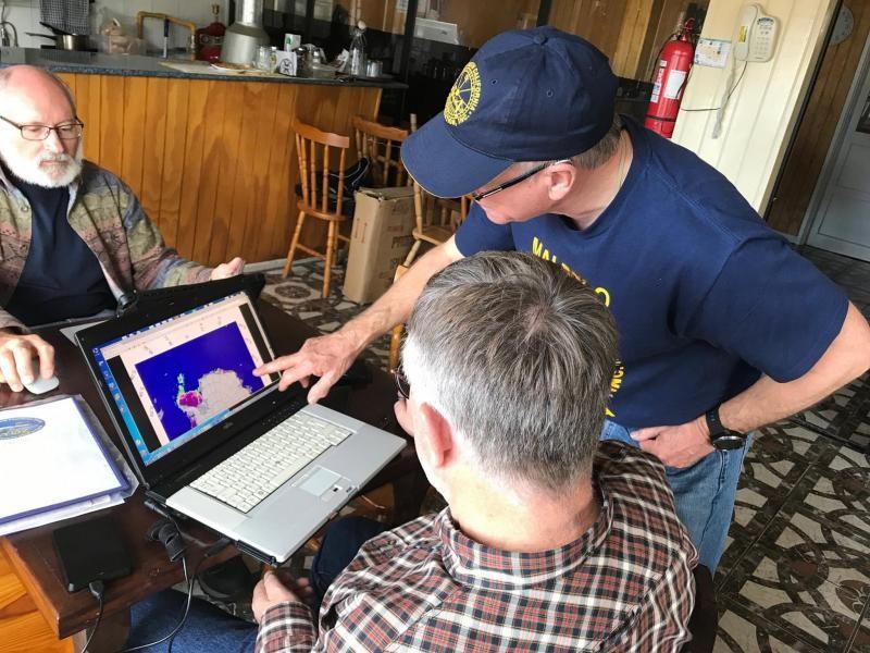 3Y0Z Bouvet Island DX Pedition News 14 January 2018 Ice condx