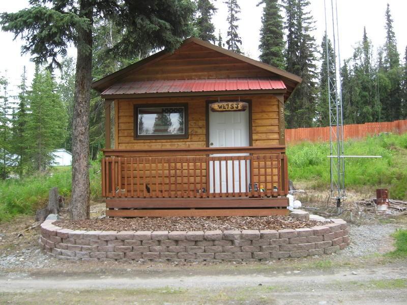 WL7SJ Soldotna, Alaska