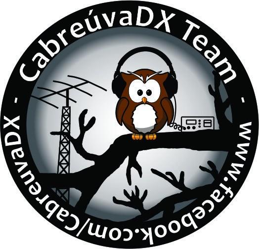 ZV1C Cabreuva DX Team Logo