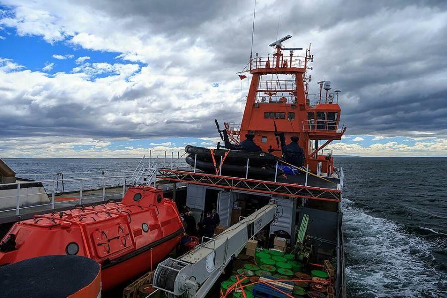 3Y0Z 3G9A/MM Bouvet Island DX Pedition