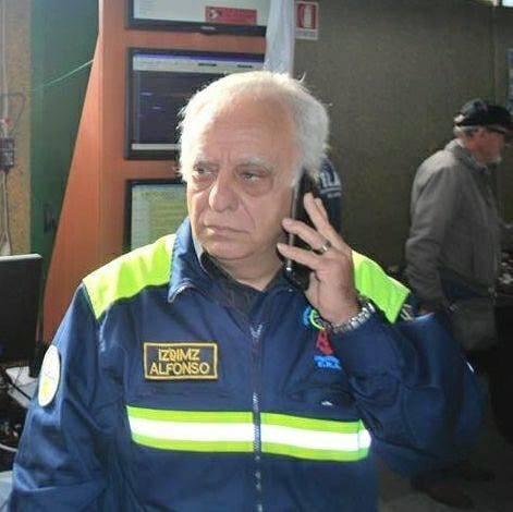IZ0IMZ Alfonso Montuori, Latina, Italy