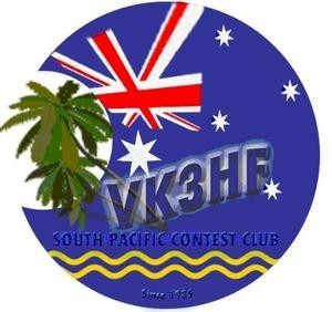 VK3HF South Pacific Contest Club