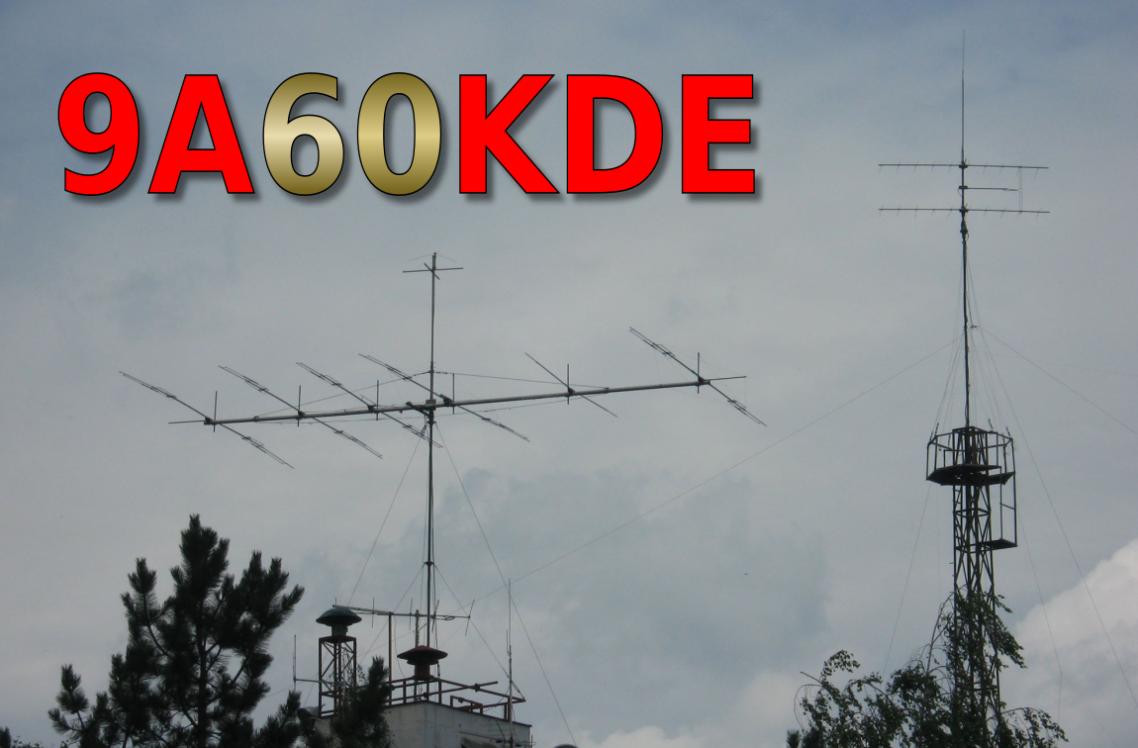 9A60KDE Radio Club Belisce