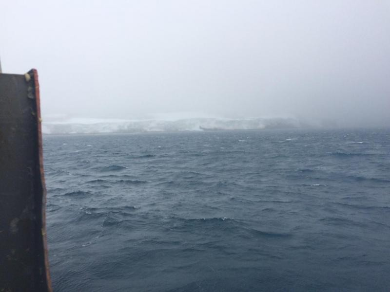 3Y0Z Bouvet Island DX Pedition First View