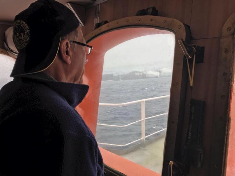 3Y0Z Bouvet Island DX Pedition Arrive