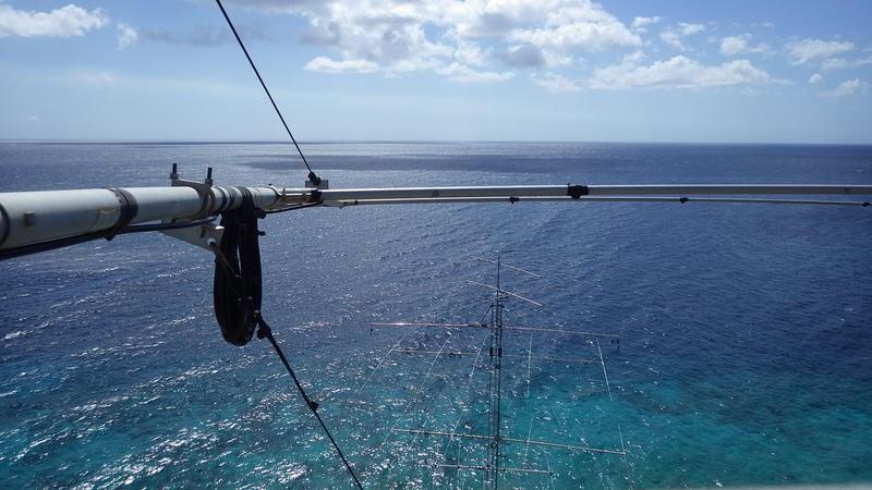 PJ2T Curacao Island EME DX Pedition