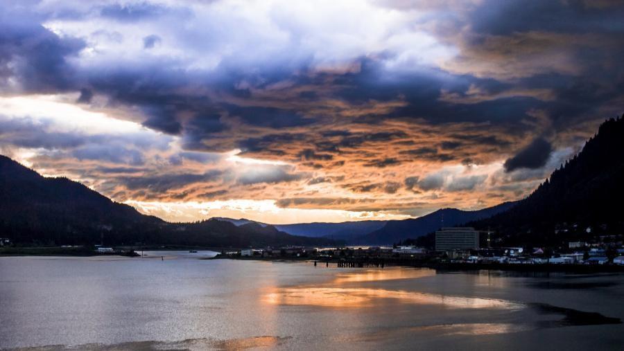 KL4CZ Juneau, Alaska