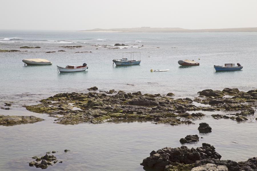 D44TPE Sal Rei, Boa Vista Island, Cape Verde, Cabo Verde.